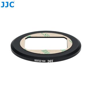 JJC RN ZS200 Filter Adapter - 49mm Lens Cap Kit with Lens Cap Keeper for Panasonic Lumix DMC ZS200-ZS220-TZ200-TZ220-TX2 thumbnail