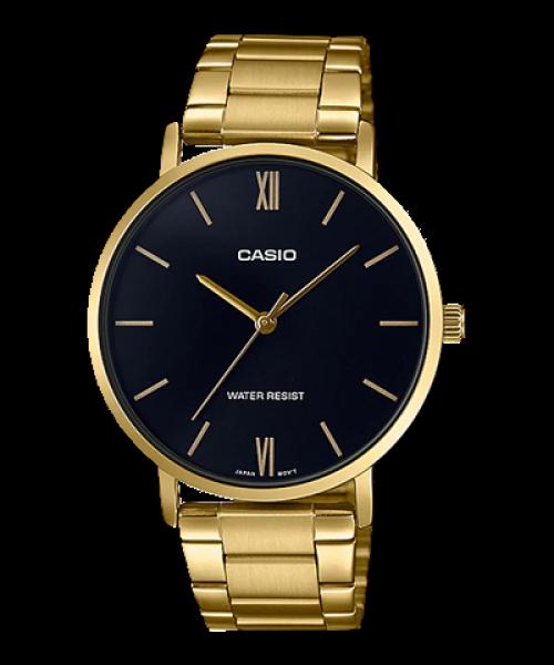 Đồng hồ Casio Nam MTP-VT01G-1BUDF chính hãng giá rẻ - Bảo hành 1 năm - Pin trọn đời