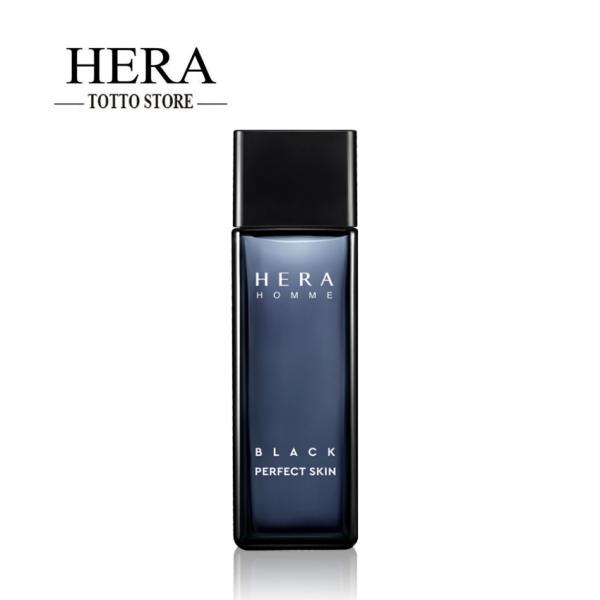Nước hoa hồng cho nam Hera Homme Black Perfect Skin 120ml - Nước hoa hồng tái tạo da nam Hera
