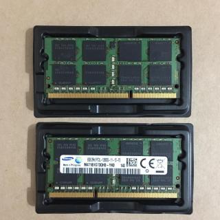 Ram laptop 8GB DDR3L bus 1600 (nhiều hãng) PC3L 12800s Crucial Micron Apacer thumbnail