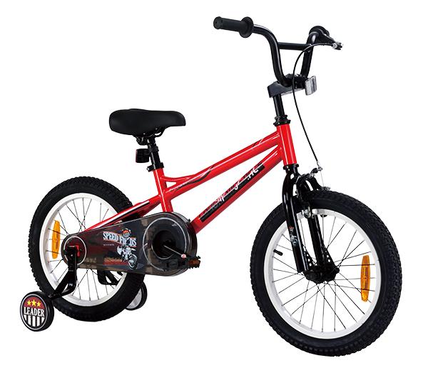 Mua [HÀNG MỚI VỀ] Xe đạp trẻ em cao cấp FINDER Size 16 inchs (Bánh căm) cho bé từ 3 đến 7 tuổi khung + vành hợp kim Magiê đúc nguyên khối