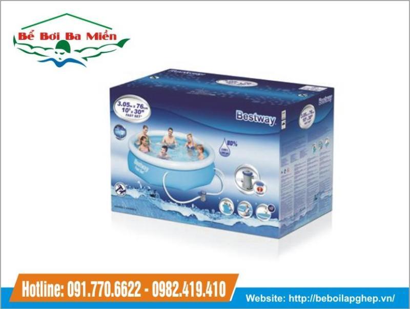 Bể bơi Bestway 57270 KT 3.05m x 76cm
