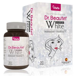 VIÊN UỐNG TRẮNG DA DR.BEAUTIN SUPER WHITE - CTCP TITAFA VIỆT NAM thumbnail
