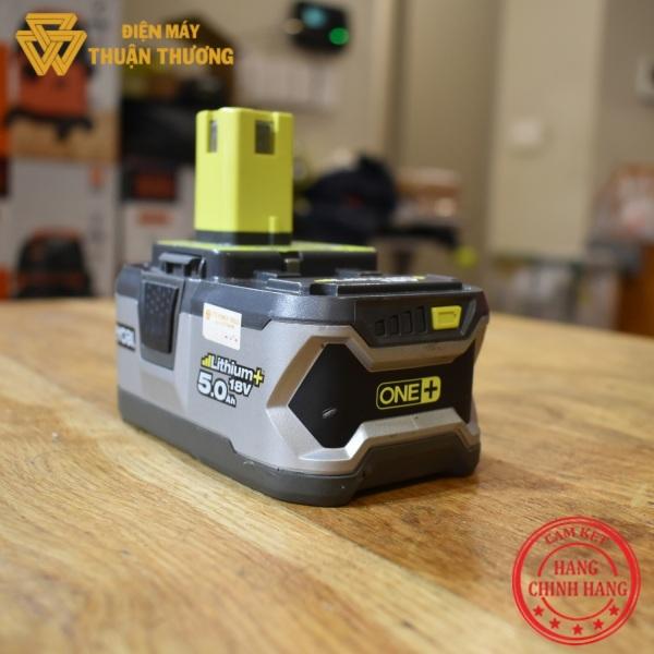 Pin Lithium 18V 5.0Ah Ryobi RB18L50
