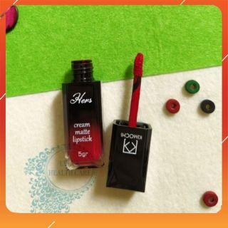 Son Kem Lì 16h Lâu Trôi lên màu chuẩn, bền màu, lâu trôi không gây khô, thâm môi Lipstick chính hãng có 4 màu son thumbnail