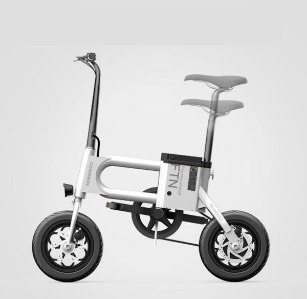 Phân phối Xe điện Homesheel T2 crosswheel mẫu mới