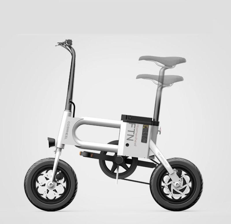 Mua Xe điện Homesheel T2 crosswheel mẫu mới