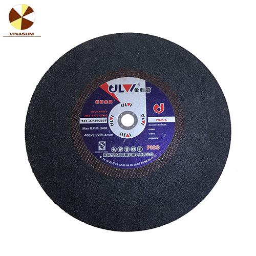 Combo 5 viên Đá cắt đen JLW 400 x 3 x 25
