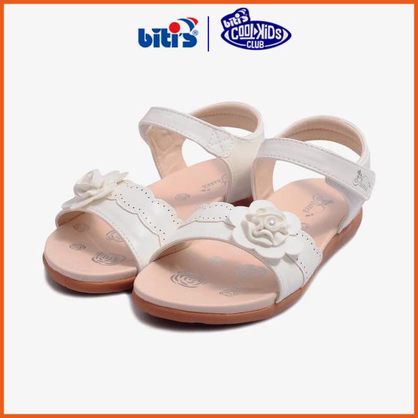 Giá bán Sandal Si Cao Su Bé Gái Bitis DRG000800TRG (Trắng)