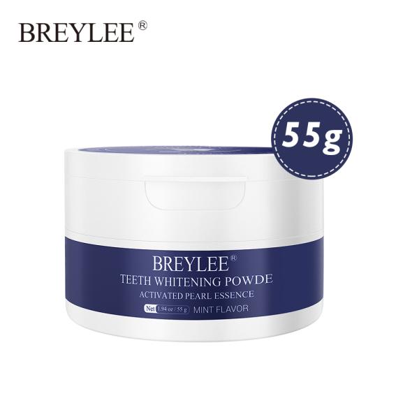 BREYLEE Bột Tẩy Trắng Răng Kem Kem đánh răng 55G giá rẻ