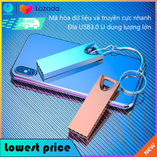 GeniusC 1 2TB Tốc Độ Cao USB 3.0 Flash Drive U Disk Tập Tin Lưu Trữ Thumb Stick Cho Máy Tính Xách Tay thumbnail