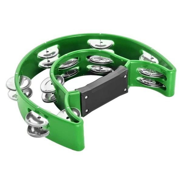 Trống Lục Lạc Hand Held Tambourine Full Màu