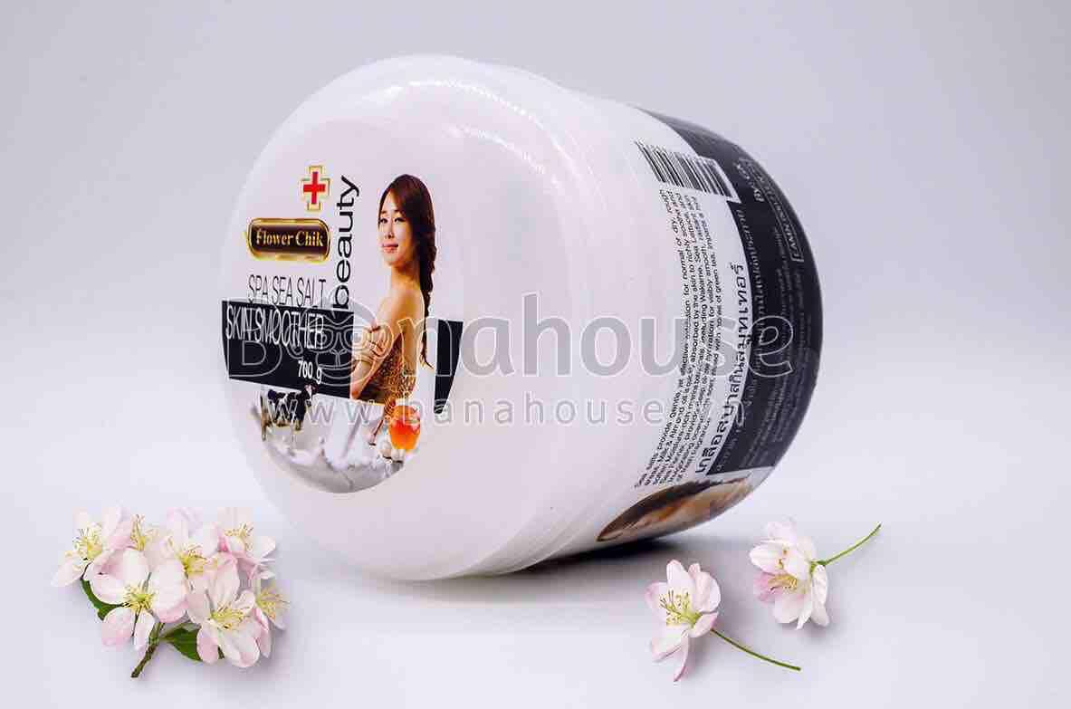 Muối tắm trắng da Spa Sea Salt Thai Lan chính hãng