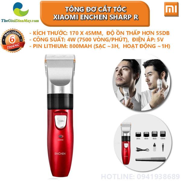 Tông đơ cắt tóc Xiaomi Enchen Sharp R - Bảo hành 6 tháng - Shop Thế Giới Điện Máy cao cấp