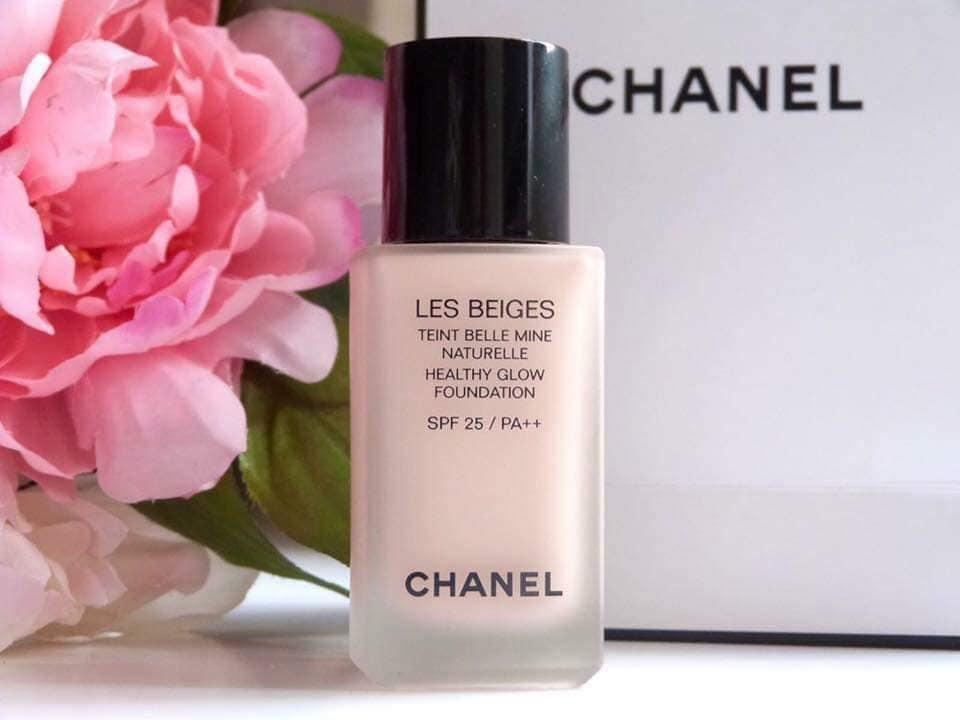 Kem nền Chanel Les Beiges Healthy Glow Foundation 30ml. tốt nhất