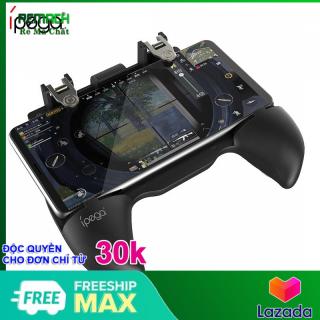 Tay Cầm Chơi Game PUBG và Triggers IPEGA PG 9117 PG-9117 Cho iPhone Android thumbnail