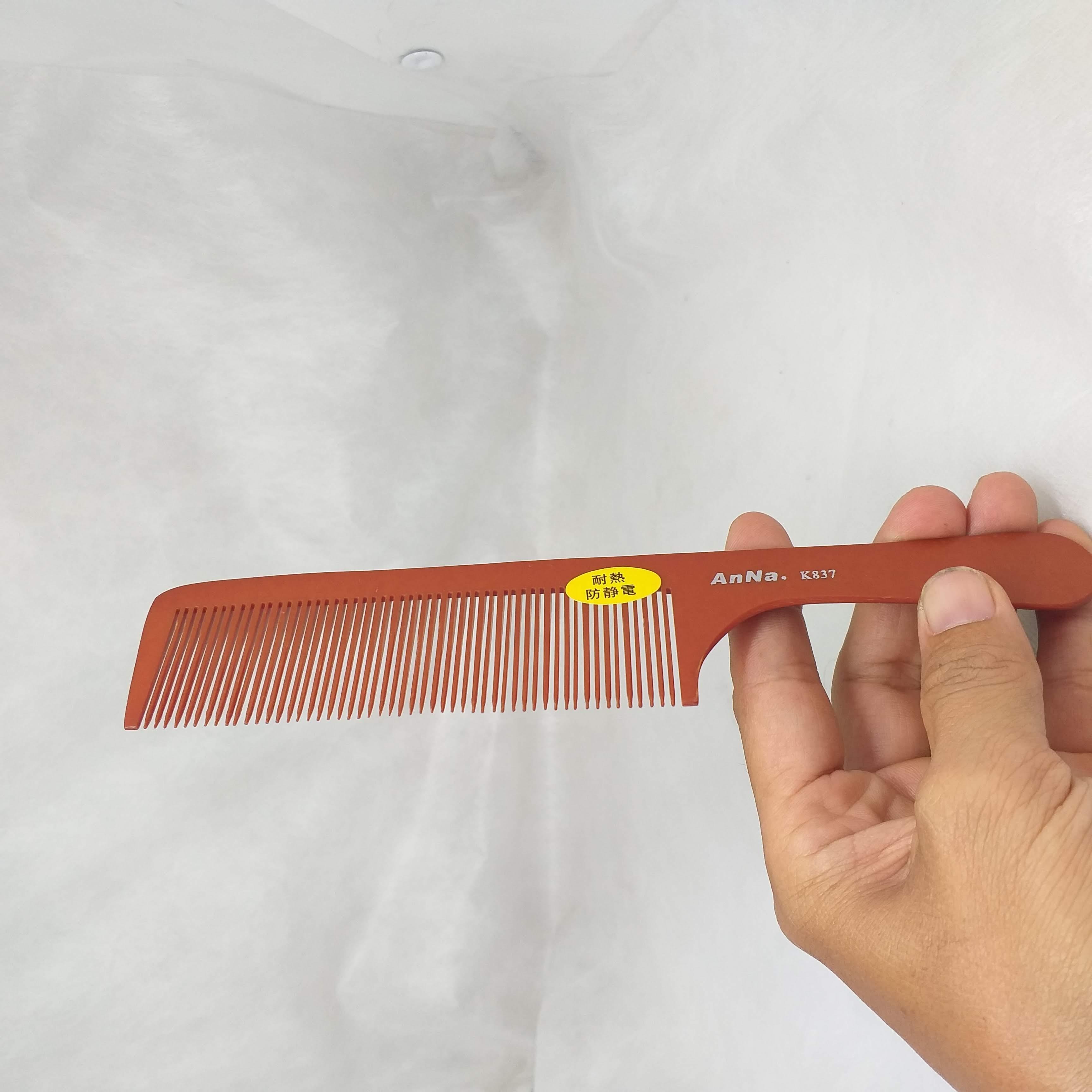 Lược cắt tóc Anna K837 - Lược bản lớn