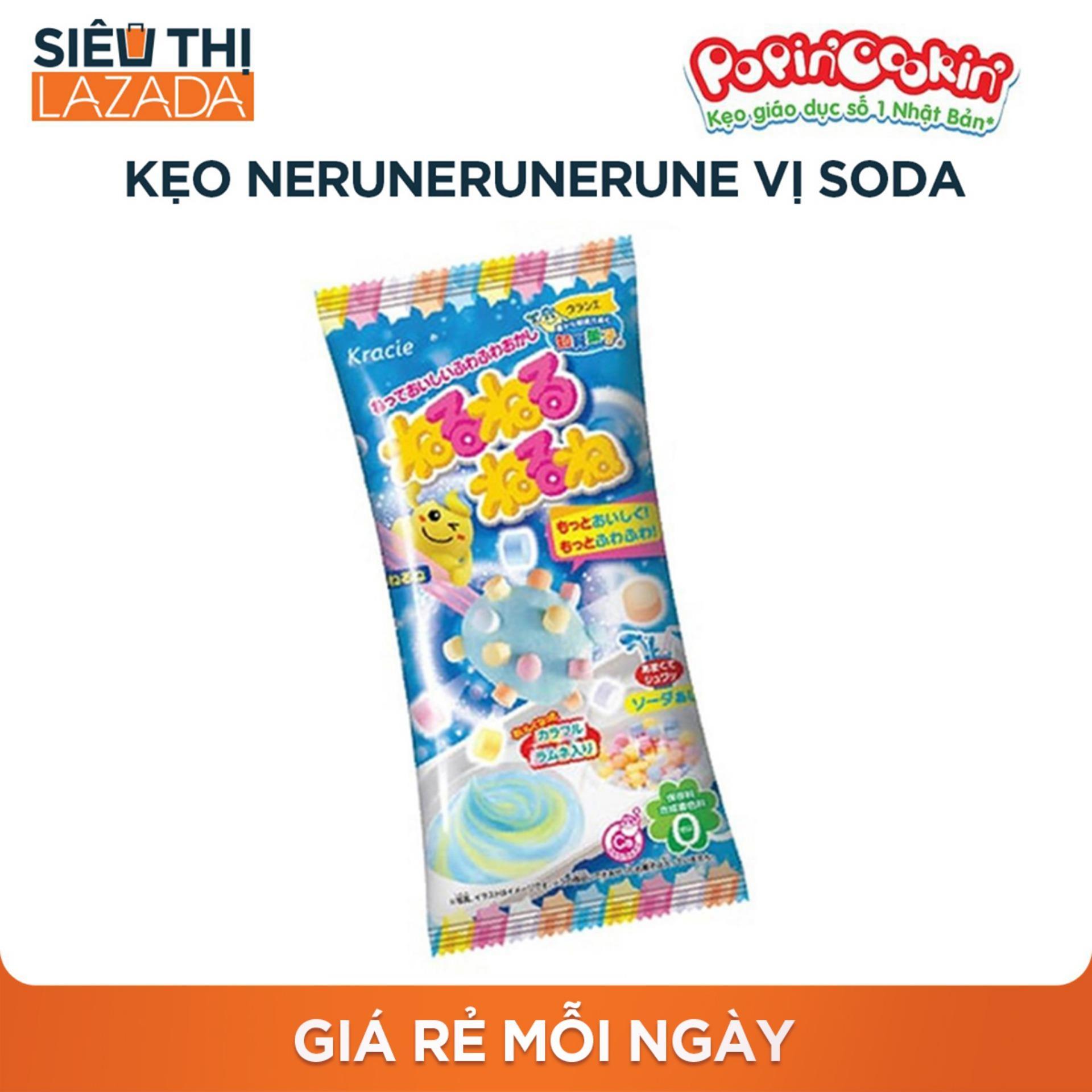 Kẹo Nerunerunerune Soda vị soda