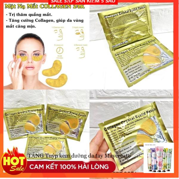 COMBO 10 cặp mặt nạ mắt Collagen cho mắt thâm