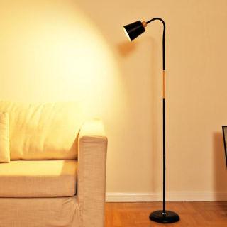 Đèn cây đứng trang trí phòng khách, đọc sách phòng ngủ phong cách sang trọng Châu Âu thumbnail