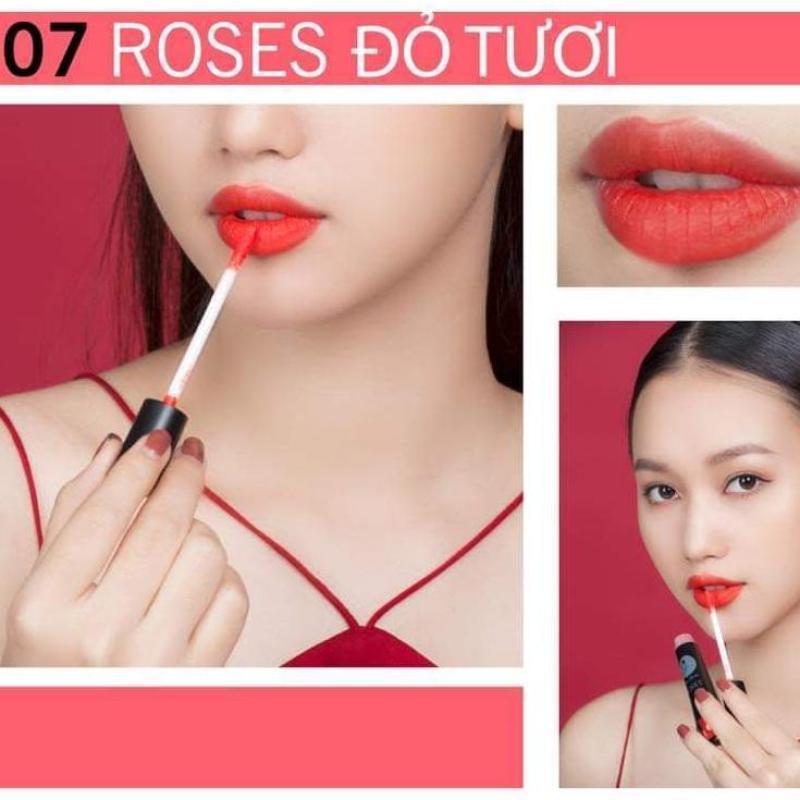 (NGUYÊN TEM)_ Roses  ĐỎ TƯƠI + 1 roses HỒNG CAM cao cấp