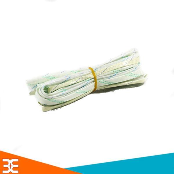 Bộ 5 ống gen cách điện sợi thủy tinh (2,3,4,5,6mm mỗi loại 1m) - Chịu nhiệt cao