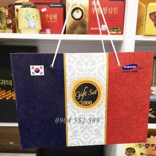 Táo đỏ Hàn Quốc Gift Set 1000 thumbnail