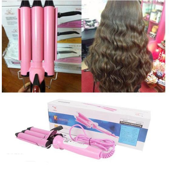 Máy làm tóc 3 trục Junjun giá rẻ