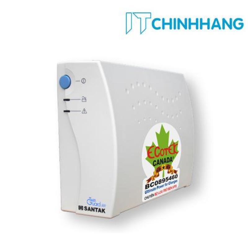 Bảng giá Bộ Lưu Điện UPS Santak 500VA Phong Vũ