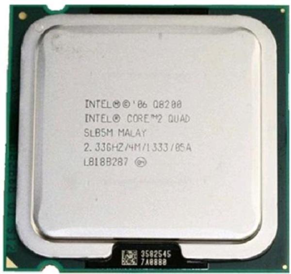 Bảng giá Bộ Vi Xử Lý - CPU - Chíp Q8200 Core 2 Quad Phong Vũ