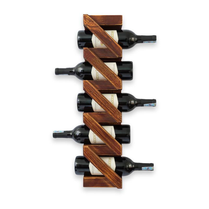 Kệ Rượu Treo Tường KR02
