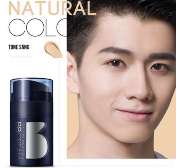 [TP HCM] Kem che khuyết điểm light makeup - che khuyết điểm cho nam theo tông da phù hợp với mọi loại da tốt nhất