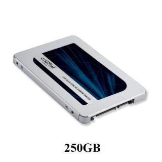 Ổ cứng SSD Crucial MX500 3D NAND SATA III 2.5 inch 250GB (Xanh) - Phụ Kiện 1986 thumbnail