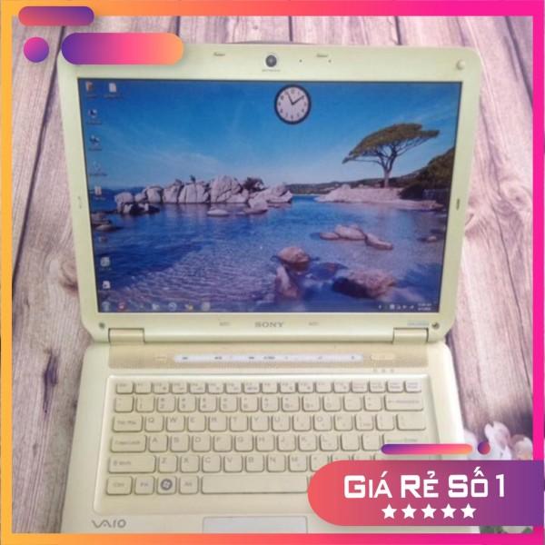 Laptop cũ Sony CS chíp P8700, 3gb, 250gb, màn 14.1, hình thức ok