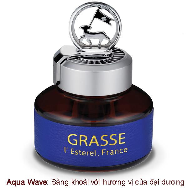 Nước hoa ô tô cao cấp, Nước hoa Hàn quốc Grasse 110ml sang trọng đẳng cấp hương thơm tinh tế