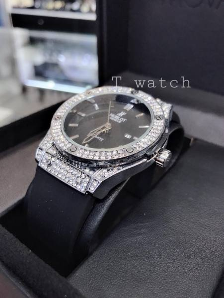 Nơi bán [Siêu Phẩm Hublot] Đồng hồ thông minh - Đồng hồ nam nữ Hublot đẳng cấp thời trang ( BẢO HÀNH UY TÍN 12 THÁNG )
