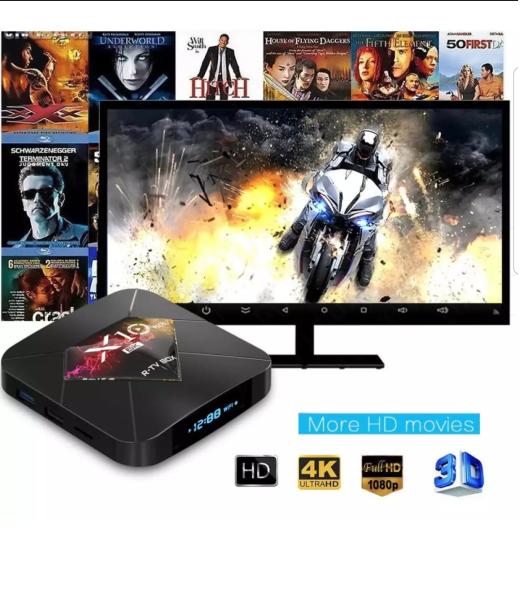 Bảng giá Android TV Box X10 Plus ,Hỗ Trợ Xem Chất Lượng HD 6K , Ram 4GB ,Bộ Nhớ Trong Lên Tới 32GB . Có Chức Năng Tìm Kiếm Giọng Nói ,Android TV Box Thiết Bị Thông Minh, Tv Android Box X10 Plus Điện máy Pico