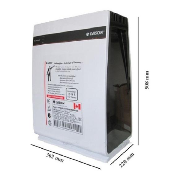 Bảng giá Máy hút ẩm Edison ED-16BE