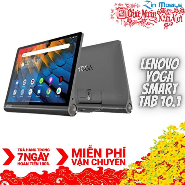 Máy Tính Bảng Lenovo Yoga Smart Tab 10.1inch - Android 9 || Thiết kế độc đáo - đa năng || Học tập - Công việc - giải trí Tuyệt vời || Siêu cấu hình mượt mà || Giá rẻ chính hãng tại Zinmobile / mobile