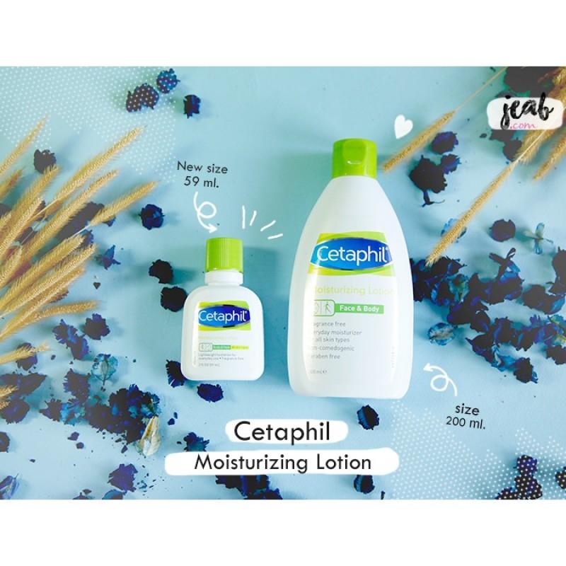 CETAPHIL MOISTURIZING LOTION C/200ML