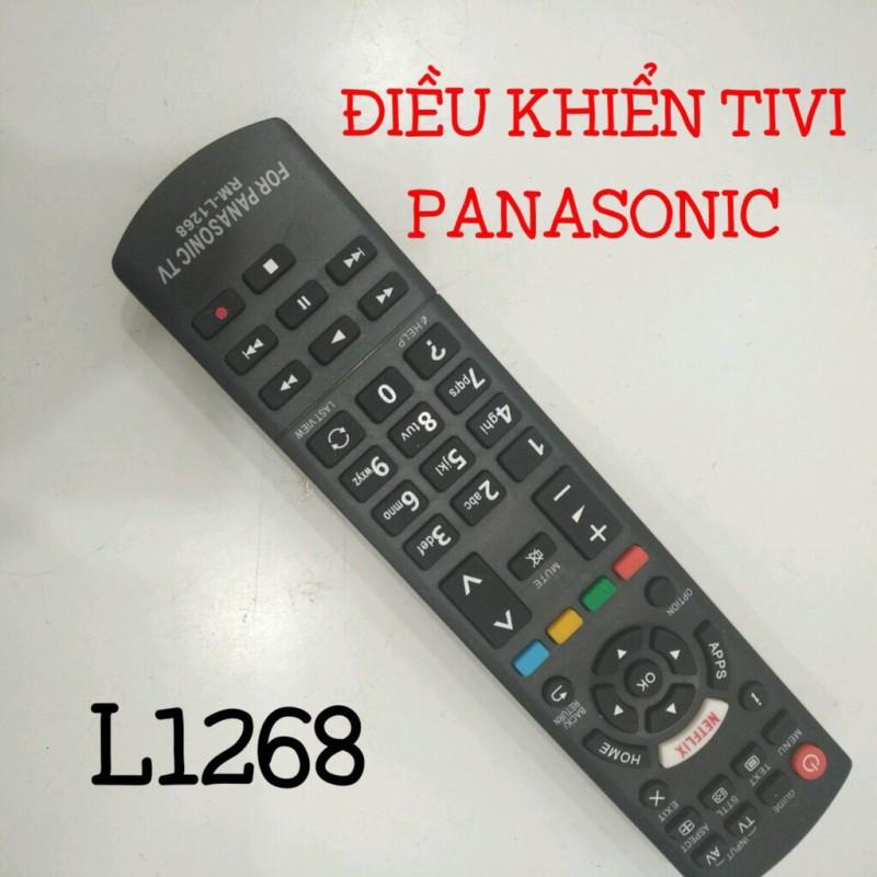 Bảng giá ĐIỀU KHIỂN tivi PANASONIC L1268  giá TỐT
