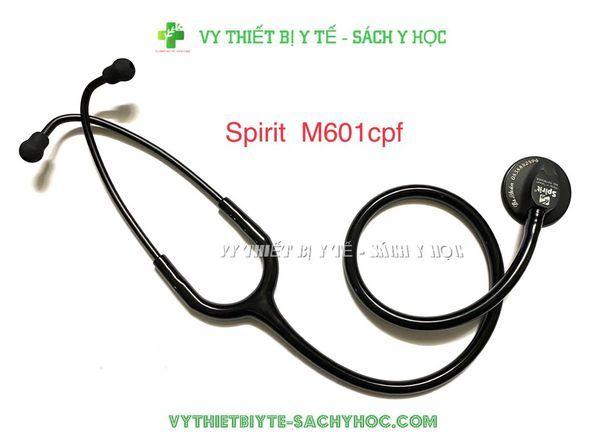 Ống nghe M601cpf (đen tuyền)/ Ống nghe y tế 1 mặt CK-M601CPF
