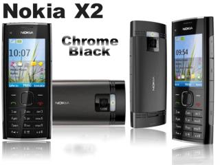 Điện thoại Nokia X2-00 Chính Hãng - Camera Sắc Nét - Nghe Gọi Bền thumbnail