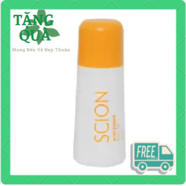 Lăn nách Scion - Lăn khử mùi Scion Nuskin 75ml giúp giảm hôi nách hiệu quả Mẫu mới không ố vàng, mùi hương dịu nhẹ
