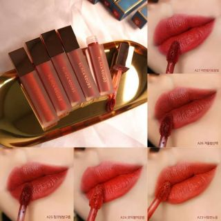 Son Kem Black Rouge Air Fit Velvet Tint Ver 6 thumbnail