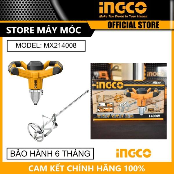 MÁY KHOÁY SƠN 1400W INGCO MX214001- HÀNG CHÍNH HÃNG