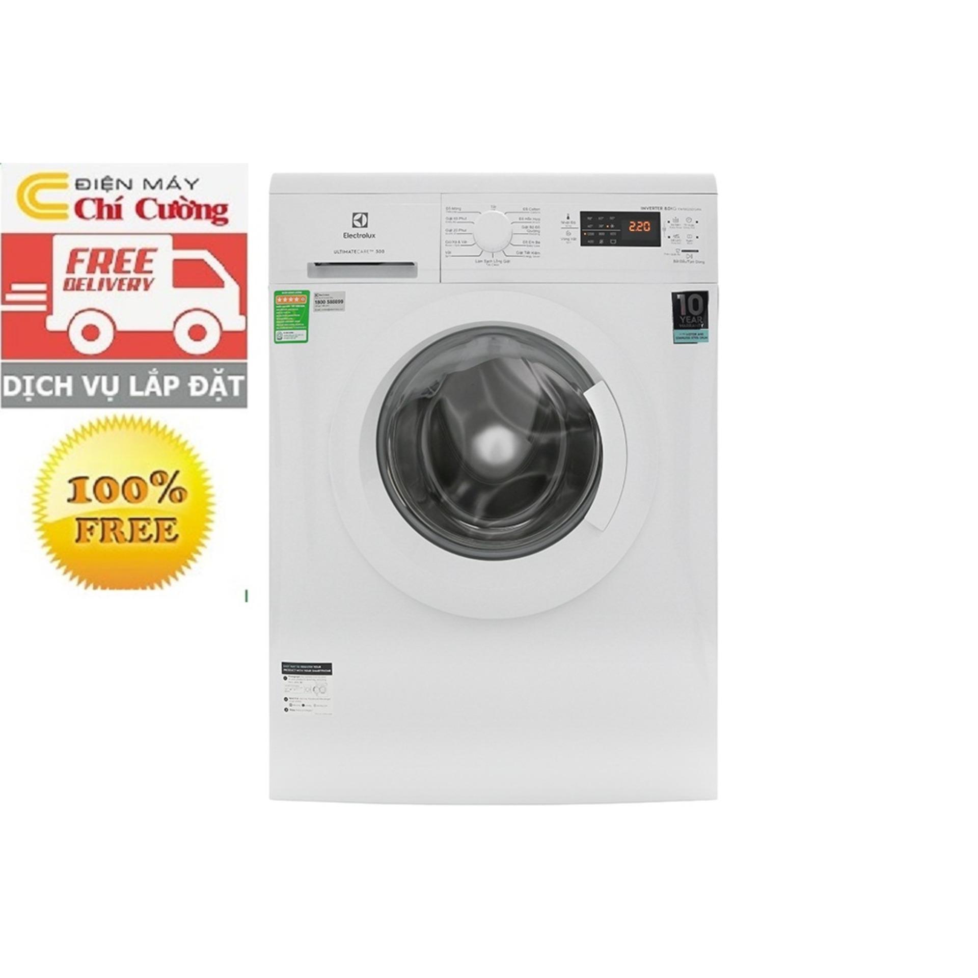 Máy giặt Electrolux EWF8025DGWA