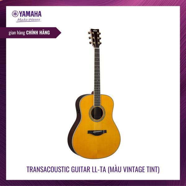 Đàn guitar TransAcoustic Yamaha LL-TA