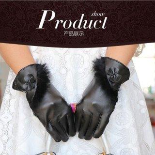 Găng tay cảm ứng chất liệu da cừu mềm mại thời trang cao cấp -GTCC01 thumbnail