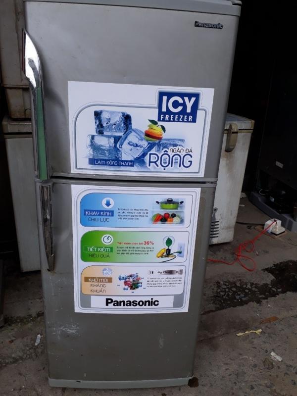 Tủ lạnh pana 180 lít - Tủ lạnh